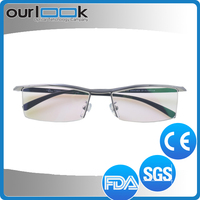 China Cheap Designer Fashion Man Anti Blue Ray Rocawear Eyeglass Frames