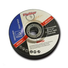 5'' Inch grinding disc for stainless steel