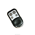 universal new design metal case rf wireless remote control with 4 keys for garage door /gate (ZY488)