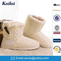 china shoe factory white for ladies winter boot