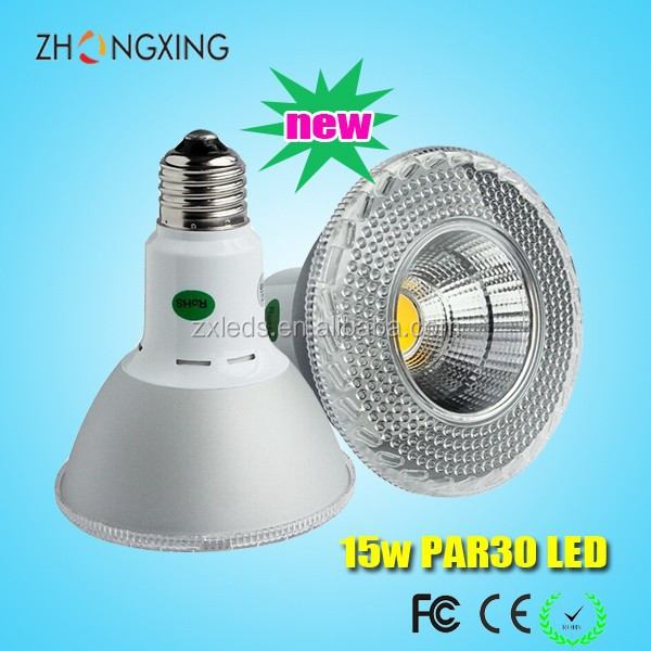 Best Price Narrow Flood Bulb Cool White 6000K 15 Watt 110 Volt E27 LED Spot Outdoor PAR 30 LED Lamp