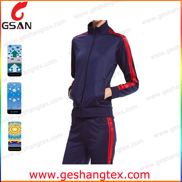 UV Protect woman jogging wear