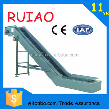 manufacture professional chip conveyor for general industrial equipment