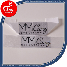 Custom make woven label durable in use with reasonable price
