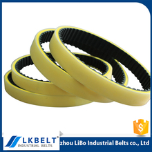 High quality industrial vertical packing machine belt with sponge cover