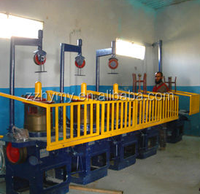Lower price niehoff wire drawing machine