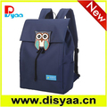 Latest cute design college girl backpack funky girls backpack