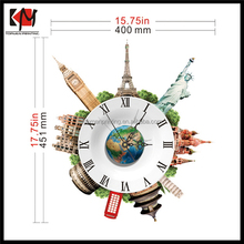 Excellent quality promotional home decor 3d wall paper stickers 13.56mhz