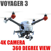 Hot new products for 2015 HD video camera 360 degree gimbal follow me mode collapsible flying VOYAGER 3 FPV china shenzhen drone
