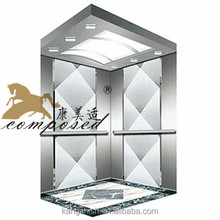 2016 New design cheap cost of car elevator passenger lift