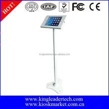 Rugged Metal Secure Floor Stand For Ipad