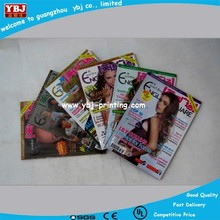 Magazine Product 4 colour flexo printing Manufacturer With Full Color