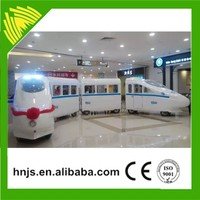 Outdoor Kids Train Electric Ride On Train Electric Bullet Train Toy