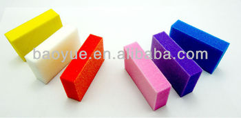 Disposable 2-Way Mini Nail Block hot sale 2016