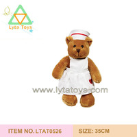 Nurse bear Soft Toys Gift Toys
