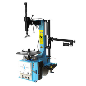 High quality hydraulic auxiliary arm China automatic tire changer and balancing machine