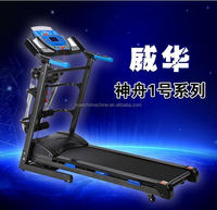 factory modern motorized incline folding mini home treadmill