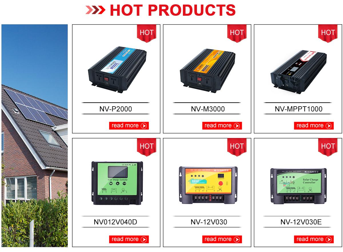 Yueqing Nova Electronics Co., Ltd. - Solar Inverter, Solar Controller