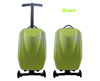 Factory Audit Passed micro scooters with ce trolley luggage Travel scooter bag