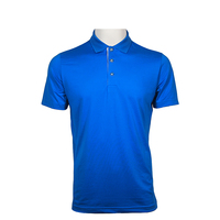 Custom dry fit 100% polyester oem golf polo t shirts