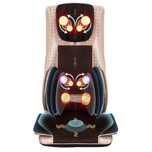 Electric Luxury Body Care Shiatsu Massage Cushion Chair With Tappers