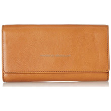 Genuine Leather Women Wallet / Leather Billfold Wallet / Low Price Ladies Parts Hand Ladies Wallet