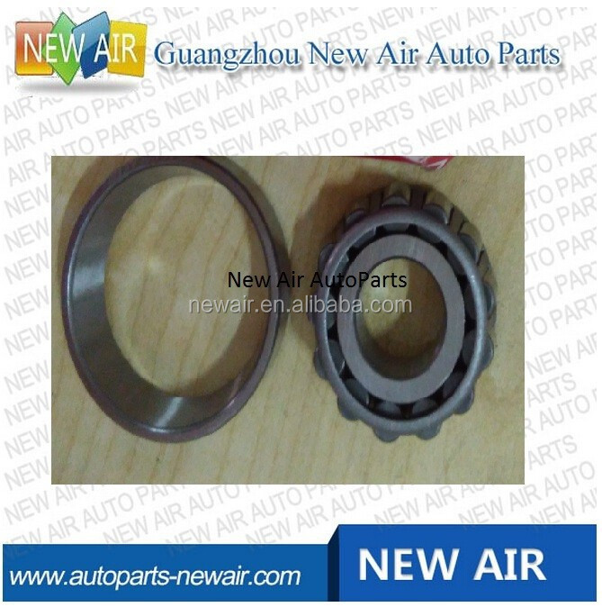 90366-17001 auto roller bearing steering knuckle axle bearing for Toyota
