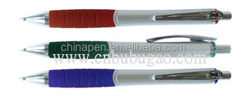 luxury metal pen custom logo for business gift or souvenir