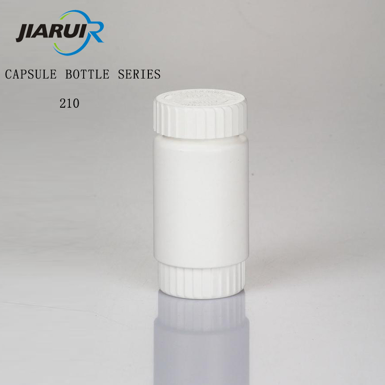 Health care products plastic capsule bottle PET health products pharmaceutical plastic bottles Jar plastic bottles
