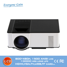 DH-mini298+ High Quality pen sized projector for night light home theater