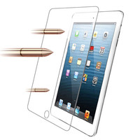 HD Tempered Glass Screen Film Protector Anti Glare Explosion Proof For iPad Mini
