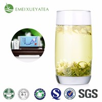 High-security and high quality green energy jasmine flower tea