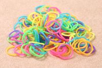 2015 rubber new designs diy silicone loom bands