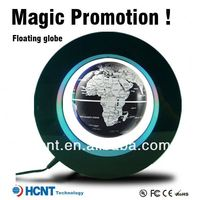 New invention ! Magetic Levitation globe for educational toys ! math toys for kid