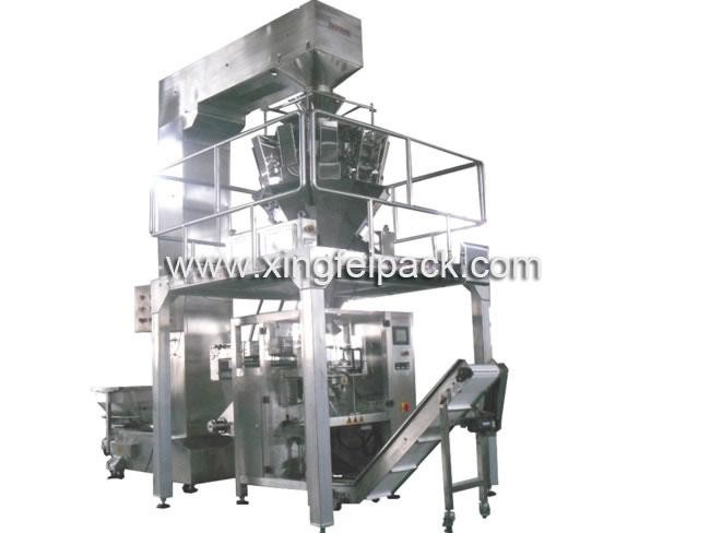 XFL-200 Banana chips packaging machinery