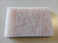 Export to the American market stronge to stain green scouring pad