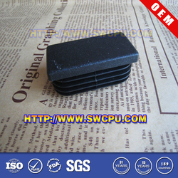 square tube rubber inserts Customized
