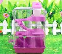 Hot sale breeding and durable hamster cage