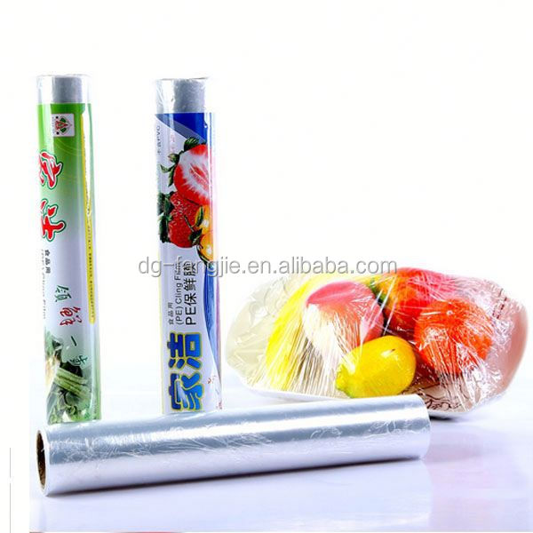 thick plastic roll transparent body film wrap