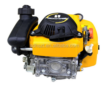 vertical gasoline engine for lawn mower