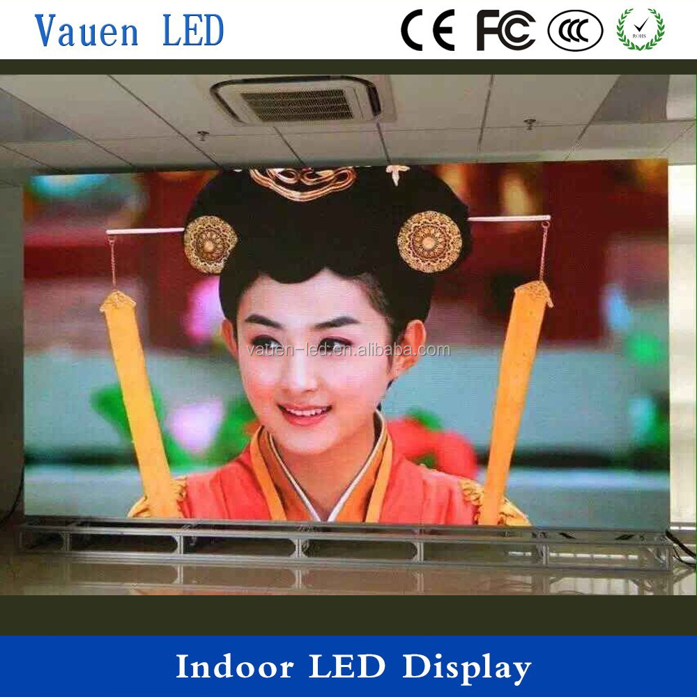 P6 electronic advertising led board