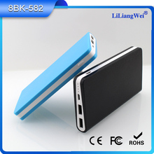 best quality colorful smart mobile 8000mah for cell phone