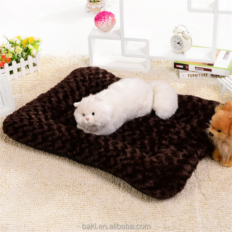 Wholesale Bed Designs Bed Sheets Pet Bed Removable Washable Dog Pee Mat