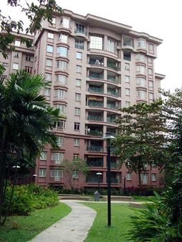 Malaysia-Shah Alam Glenmarie Golf View-Saujana Bungaraya Condo Resort For Sale / Rent Next To Japanese School, Glenmarie