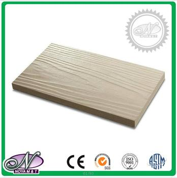 cement board for decoration