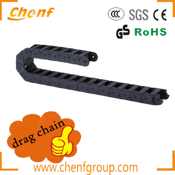 CF -20*38 Series new type 20 series plastic drag chain cable carrier made in china