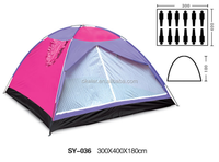 2016 extra large 12 people professional outdoor tent