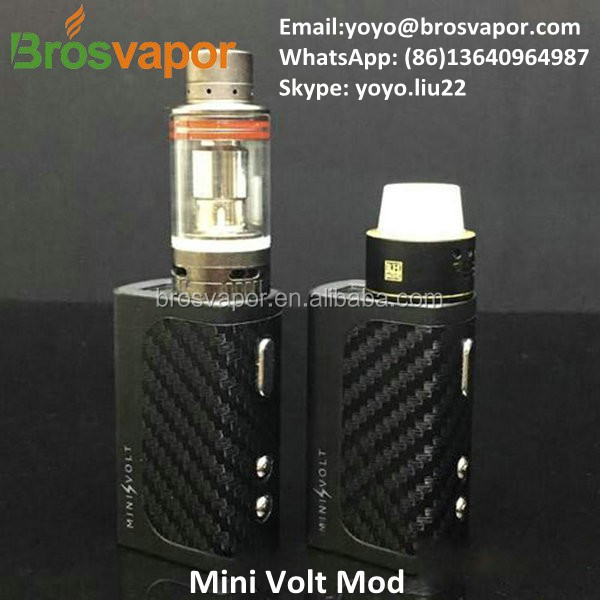 Brosvapor Wholesale New Arrival Council of Vapor Mini Volt 40W Kit with Mini Volt 40W Box Mod