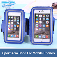Universal Mobile Phone Holder For GYM Sport Armband For Jogging Running Portable Bag For Workout Outdoors Arm Band For iPhone