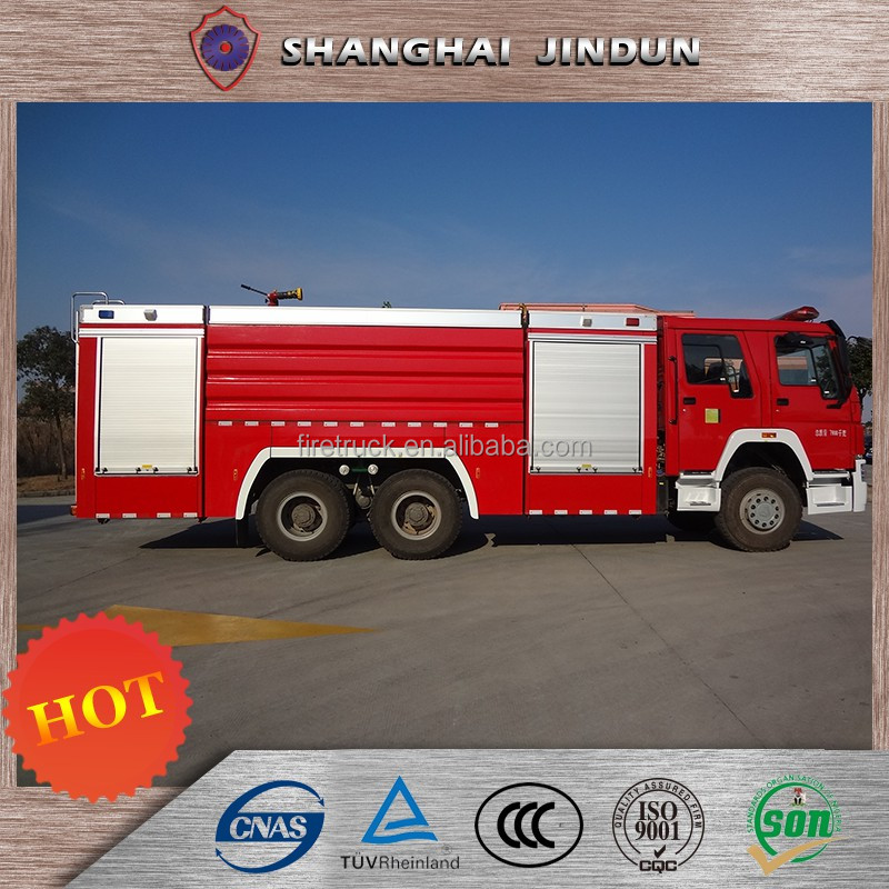 Fire-Fighting Truck Fire Fighting Vehicle